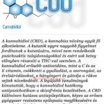 Kannabinoid profil: CBD