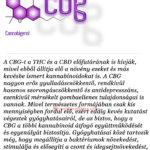 Kannabinoid profil: CBG