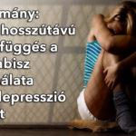 Tanulmány: nincs hosszútávú összefüggés a kannabisz használata és a depresszió között
