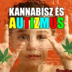 Tanulmány: A kannabisz hatásos lehet az autizmus kezelésében
