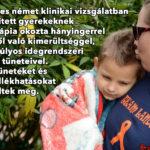 Kemoterápia kezelése gyerekeknél kannabisszal