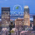 ICRS 2017: Jelentés Montreálból