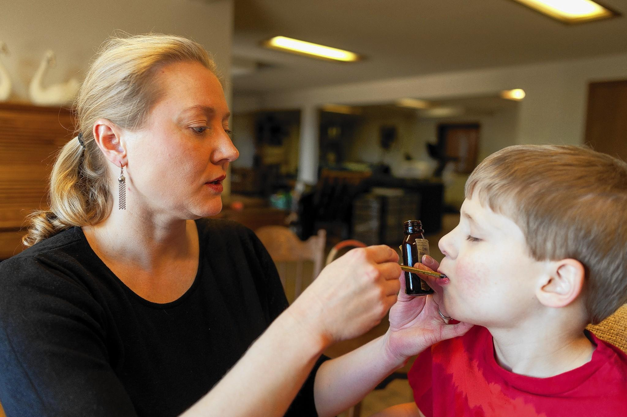 Kendertér - medical cannabis kids