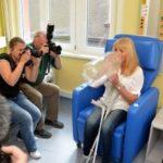 A Bedrocan vaporizátorokat adományozott cseh kórházaknak
