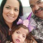 Higueras-éknak van okuk megünnepelni Sadie 5. szülinapját
