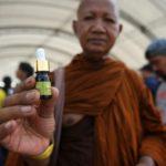 Thaiföld a rendőrség által lefoglalt kannabiszt használja orvosi kannabiszolaj előállításához