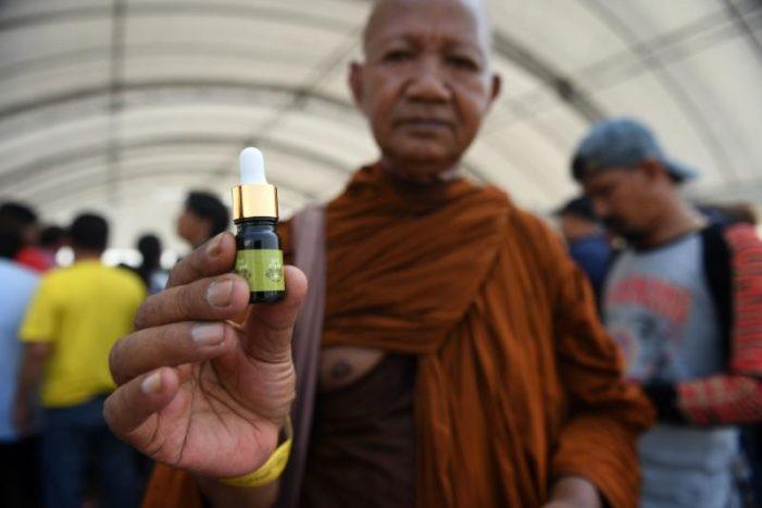 Thaiföld a rendőrség által lefoglalt kannabiszt használ orvosi kannabiszolaj előállításához   Magyar Orvosi Kannabisz Egyesület