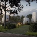 Csúcstechnológiás kenderházak: Ausztrália 3D-ben nyomtatott zöldépület-forradalma