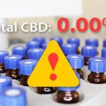CBD olajok vizsgálata: Kevesebb hatóanyag, karcinogének, magas nehézfém-tartalom