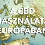 A CBD használata Európában