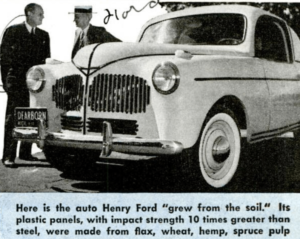 Kendertér - Henry Ford Hemp Car 300x239