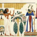 Kannabiszhasználat az ókorban: Az ókori Egyiptom